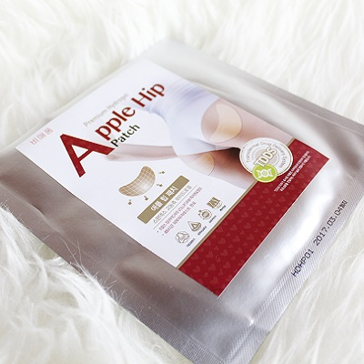 Патчи для ягодиц Premium Hydrogel Apple Hip Patch (упаковка)
